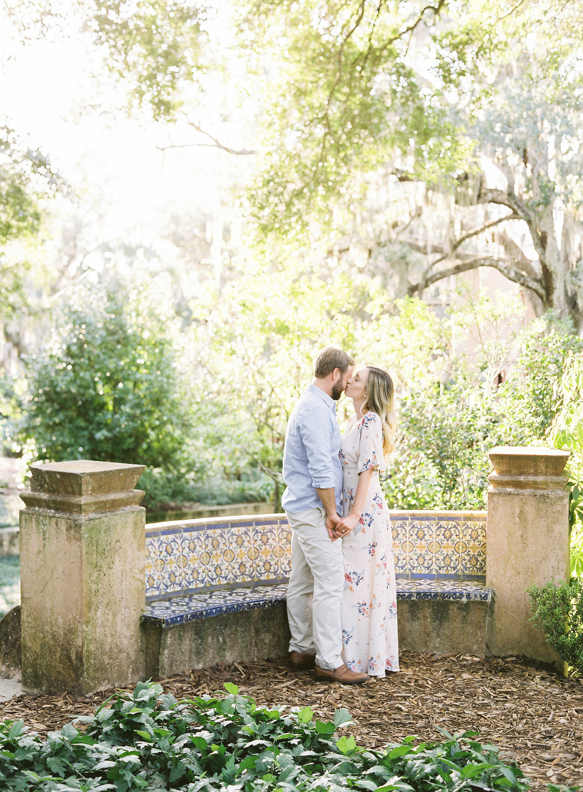 Bok_Tower_Garden_Film_Fine_Art_Engagement_Session-26