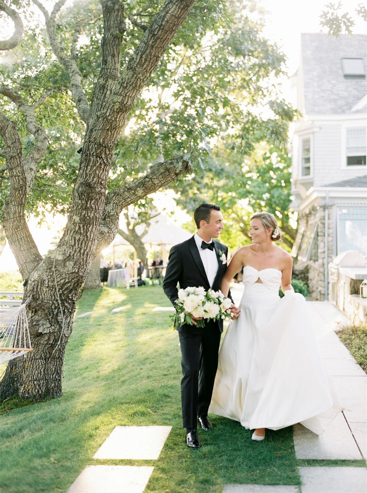 Cape Cod Tented Wedding for Tory and Ugo111
