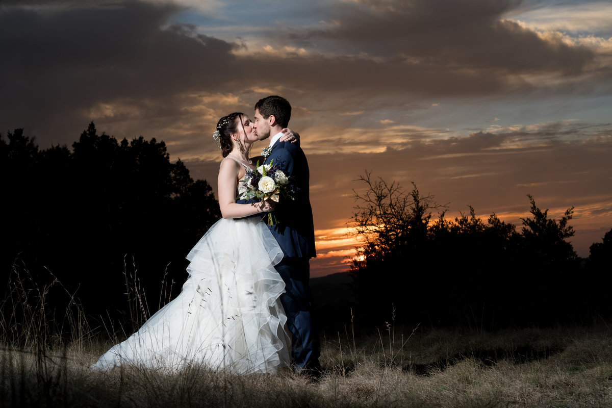 terrace club wedding photographer bride groom sunset 2600 US-290, Dripping Springs, TX 78620