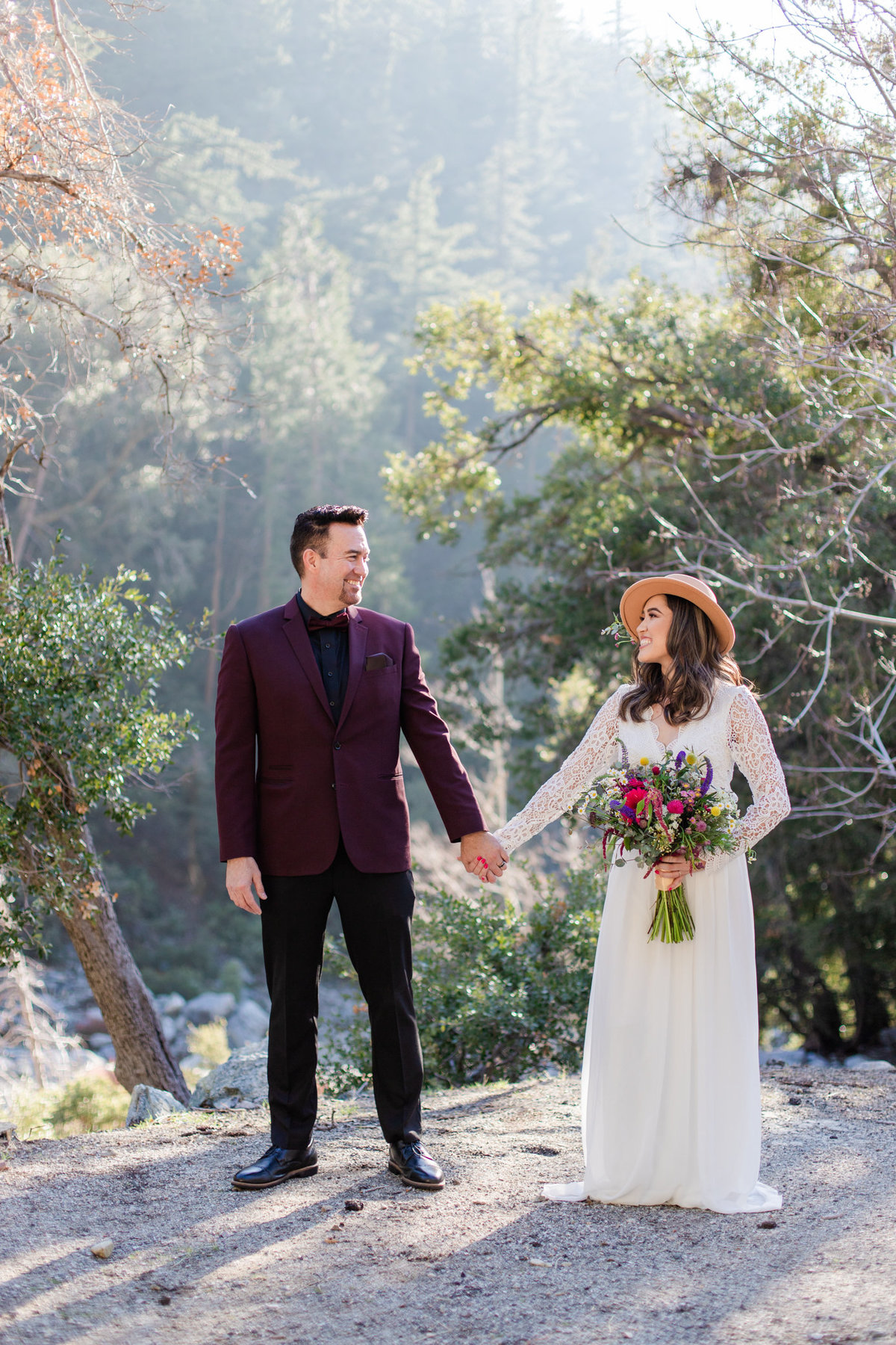 Mt. Baldy Elopement, Mt. Baldy Styled Shoot, Mt. Baldy Wedding, Forest Elopement, Forest Wedding, Boho Wedding, Boho Elopement, Mt. Baldy Boho, Forest Boho, Woodland Boho-5