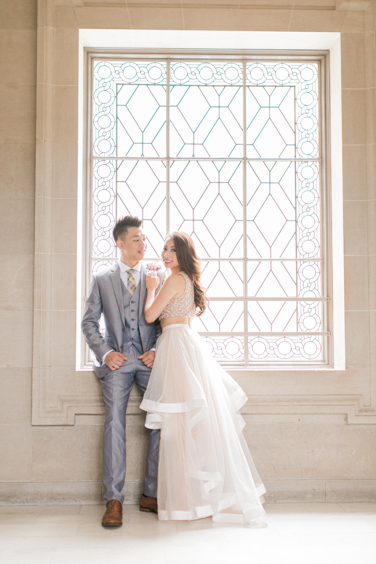 SF City Hall Elopement Inspiration