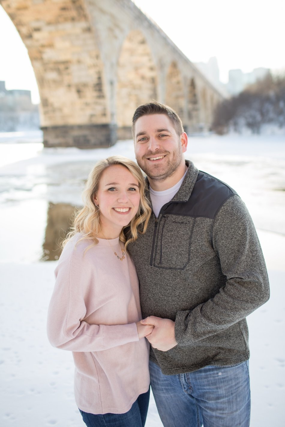 Minnesota Engagement Photography - Claire & Ethan (18)