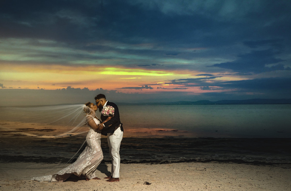 amazing wedding, cancun wedding, mexico, 405 brides, sunset wedding