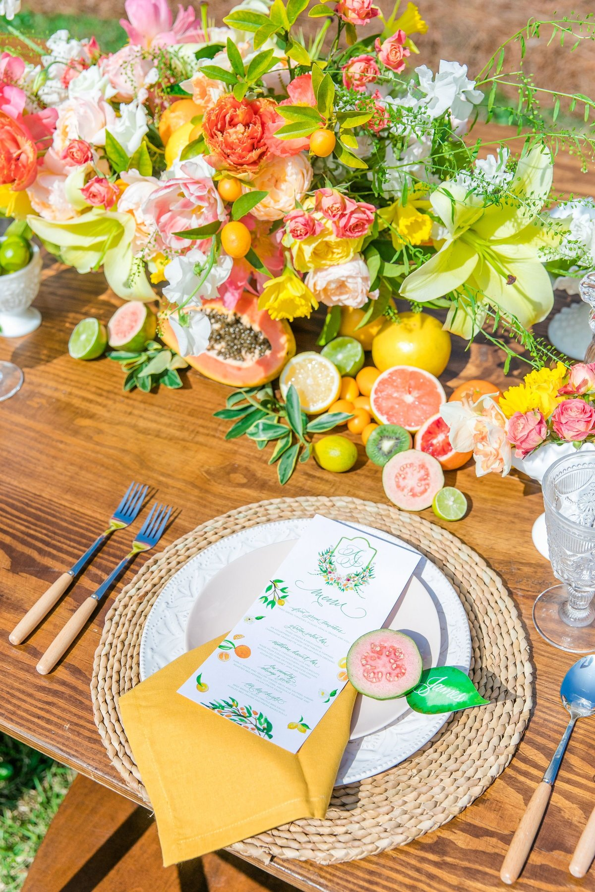 Tybee Island Wedding Planner Tara Skinner Occasions Magazine Citrus Editorial (18)