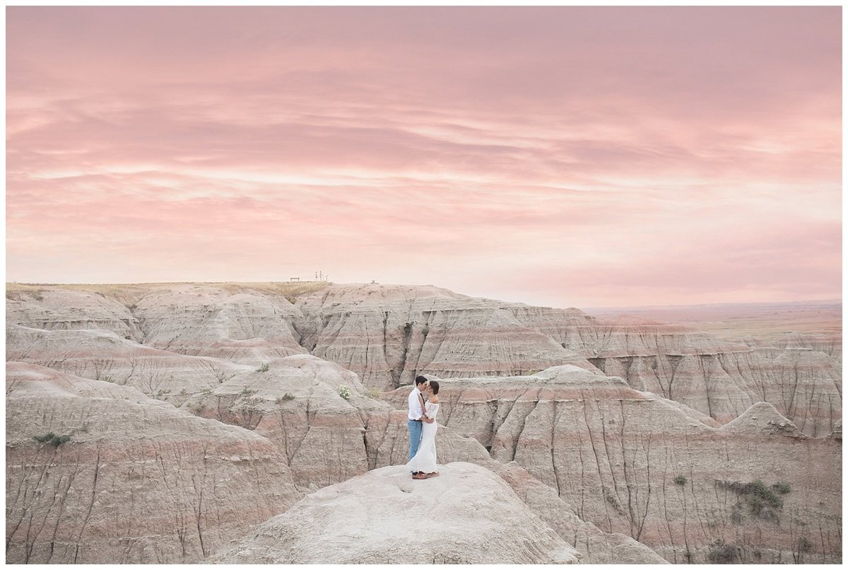 Badlands Engagement Session_0350