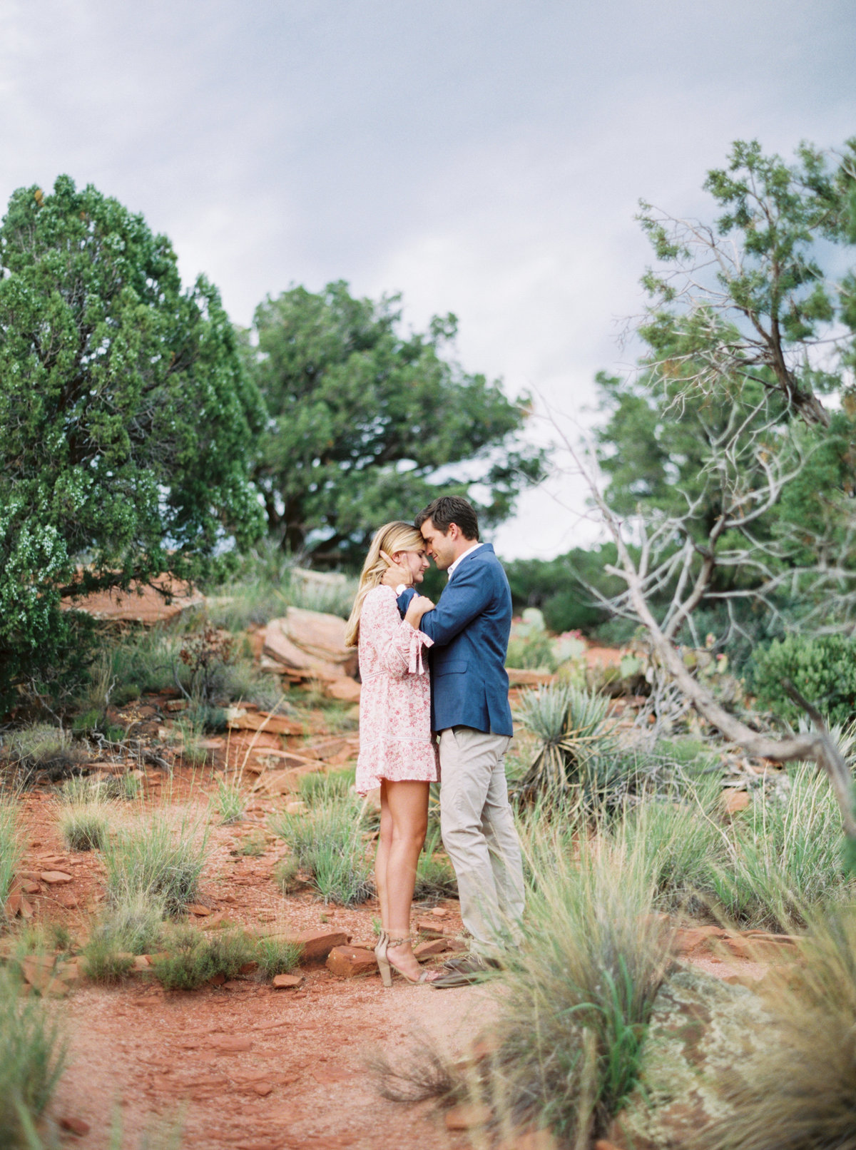 Sedona Arizona Engagement Session - Mary Claire Photography-19
