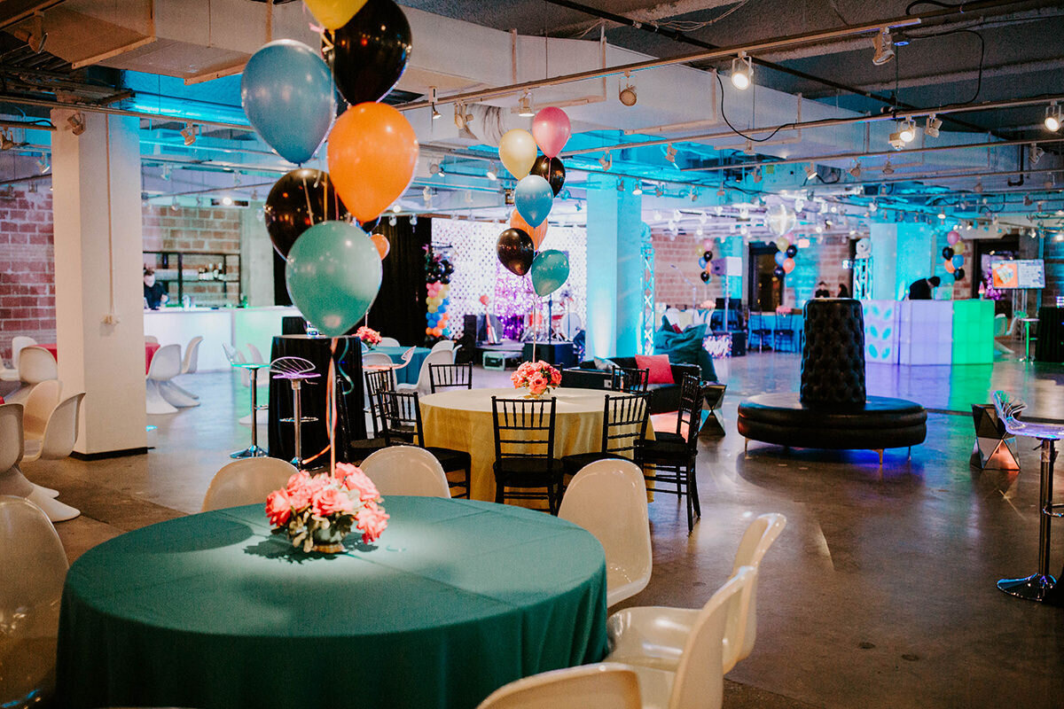 pop parties dallas corporate event planner 80s themed event 9