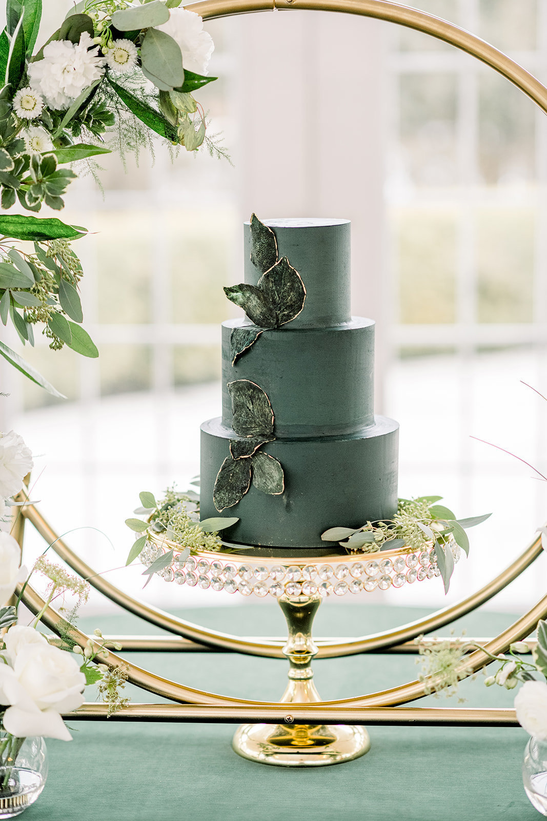 Ritz Charles Emerald Styled Shoot 2020 - Alison Mae Photography - Indianapolis Wedding Photographer-347_websize