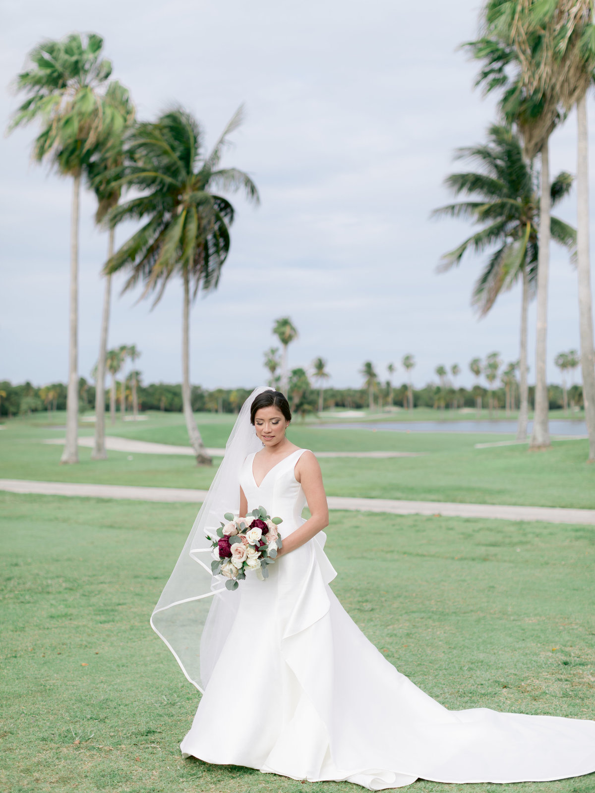 Miami Golf Course Wedding-20