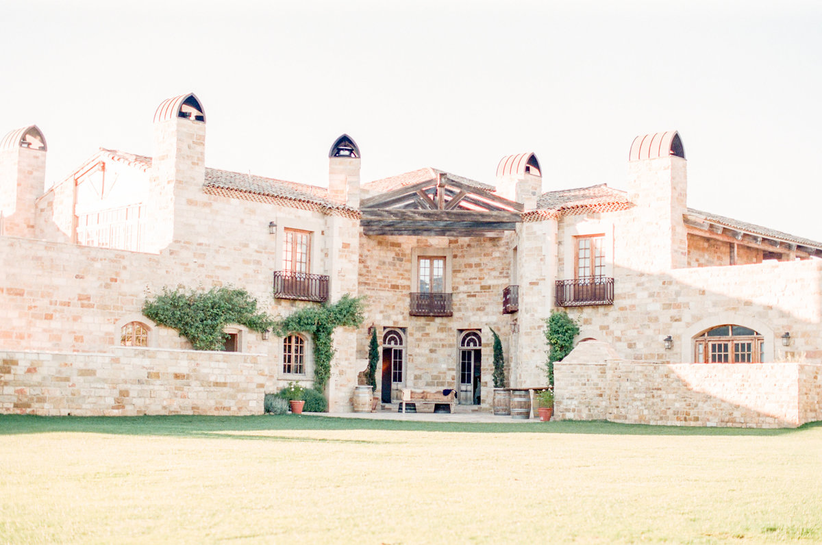 Sunstone Villa Winery Wedding