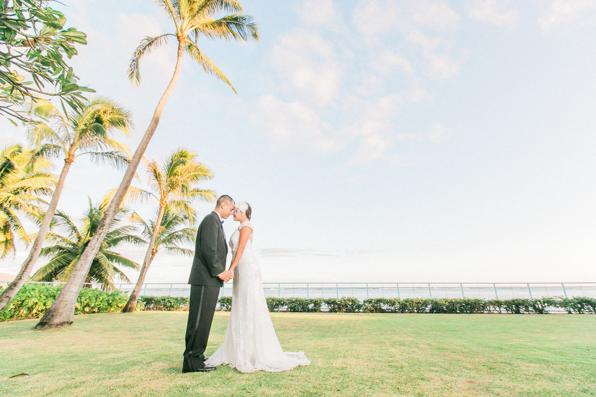 Top Hawaii Destination Wedding Photography