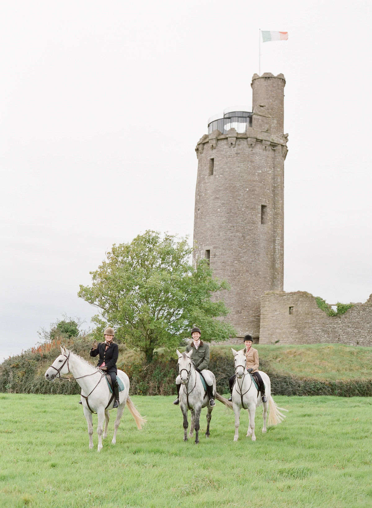 86-KTMerry-weddings-horseback-riding-Ballyfin-Ireland
