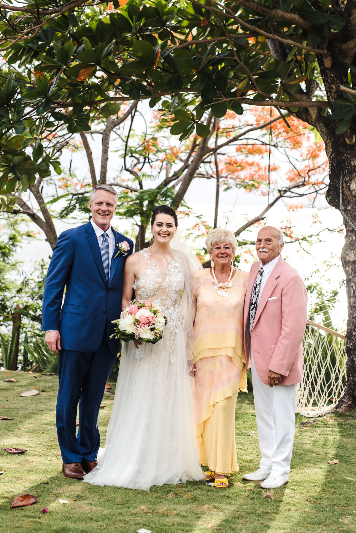 Cap Maison St Lucia Destination Wedding - 157