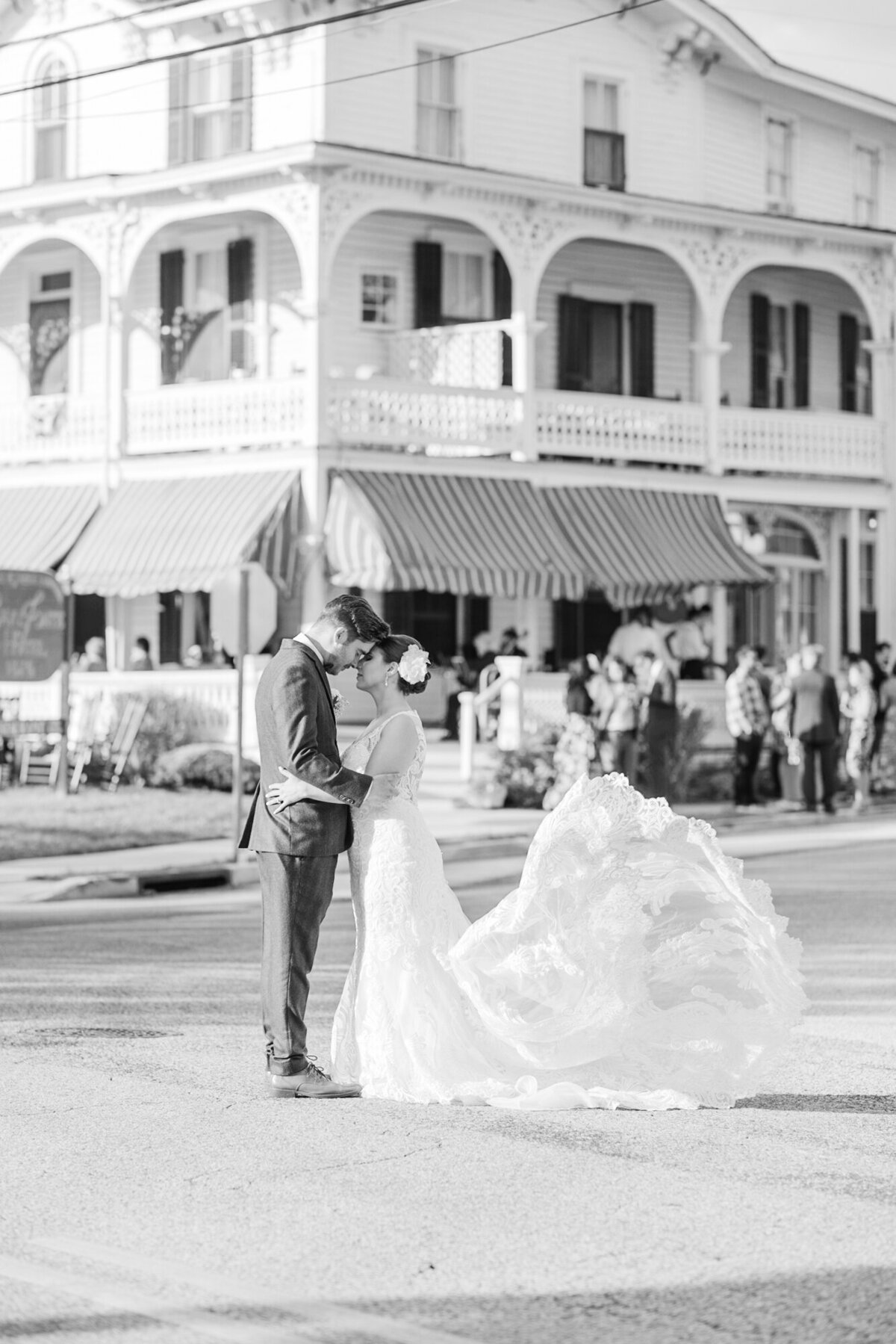 Chalfonte Hotel Wedding Cape May New Jersey-5