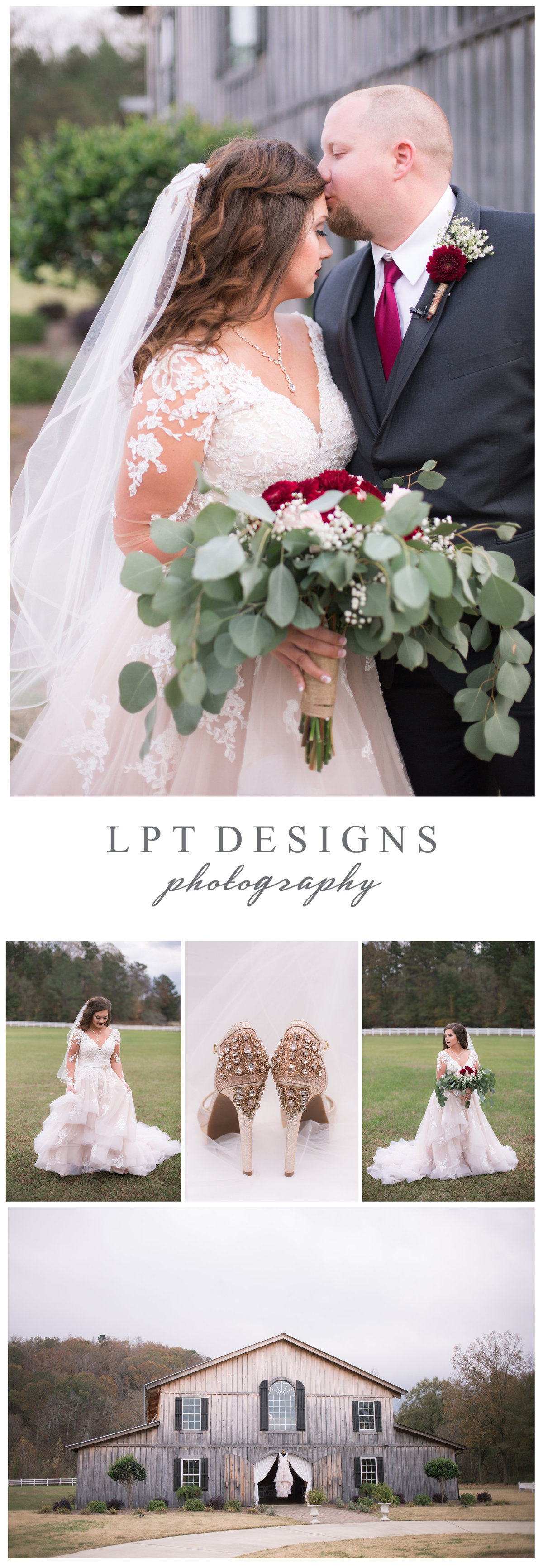 LPT Designs Photography Lydia Thrift Gadsden Alabama Fine Art Wedding Photographer HJ 1
