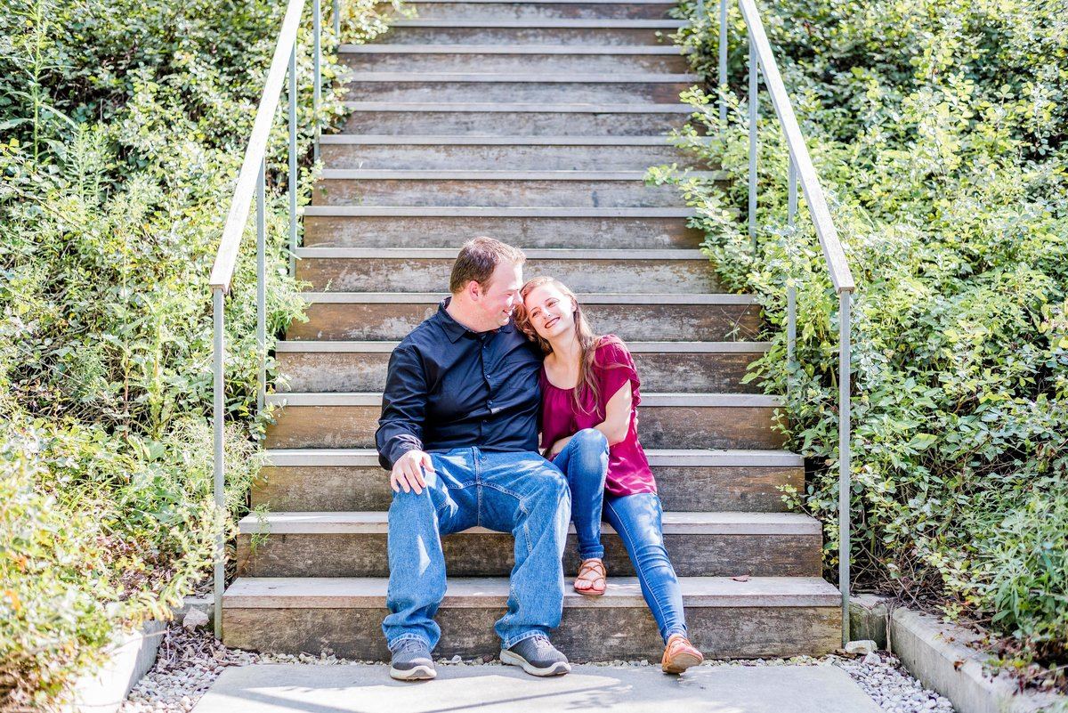 Engagement Photographer Couple Photographer 100 Acres Rustic Engagement-14