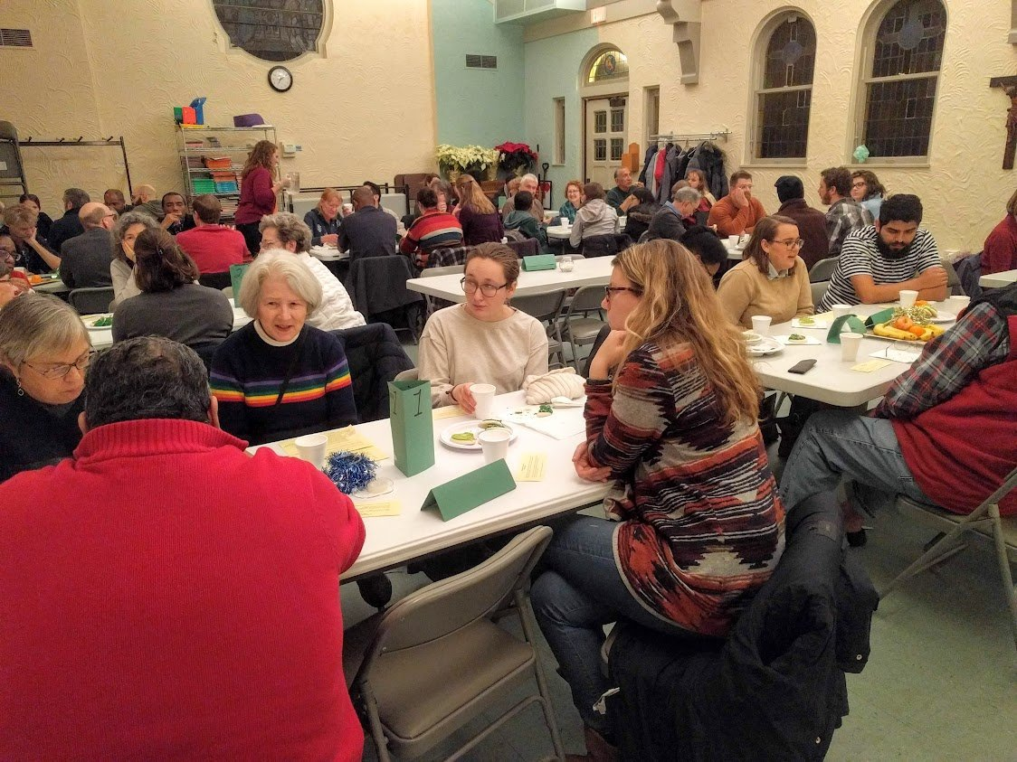 Place at the Marianist Table