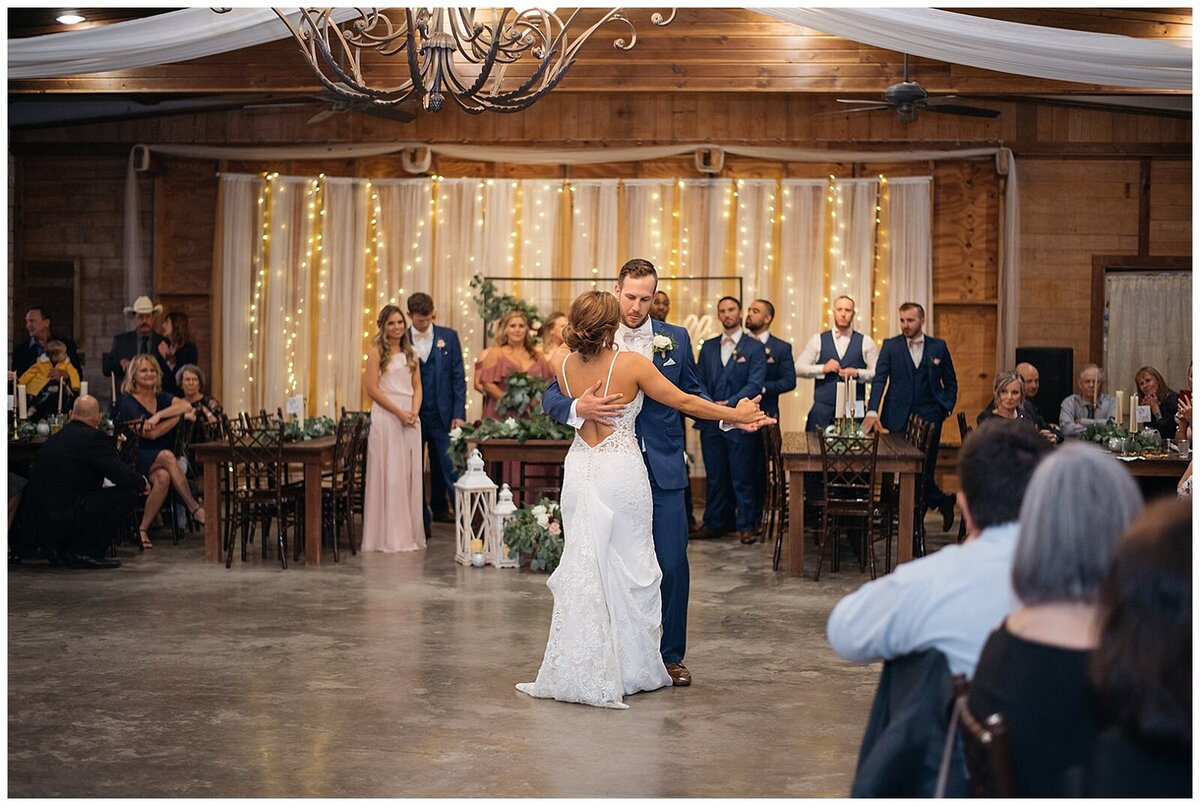 Rustic Greenery Indoor Outdoor Wedding at Emery's Buffalo Creek - Houston Wedding Venue_0147