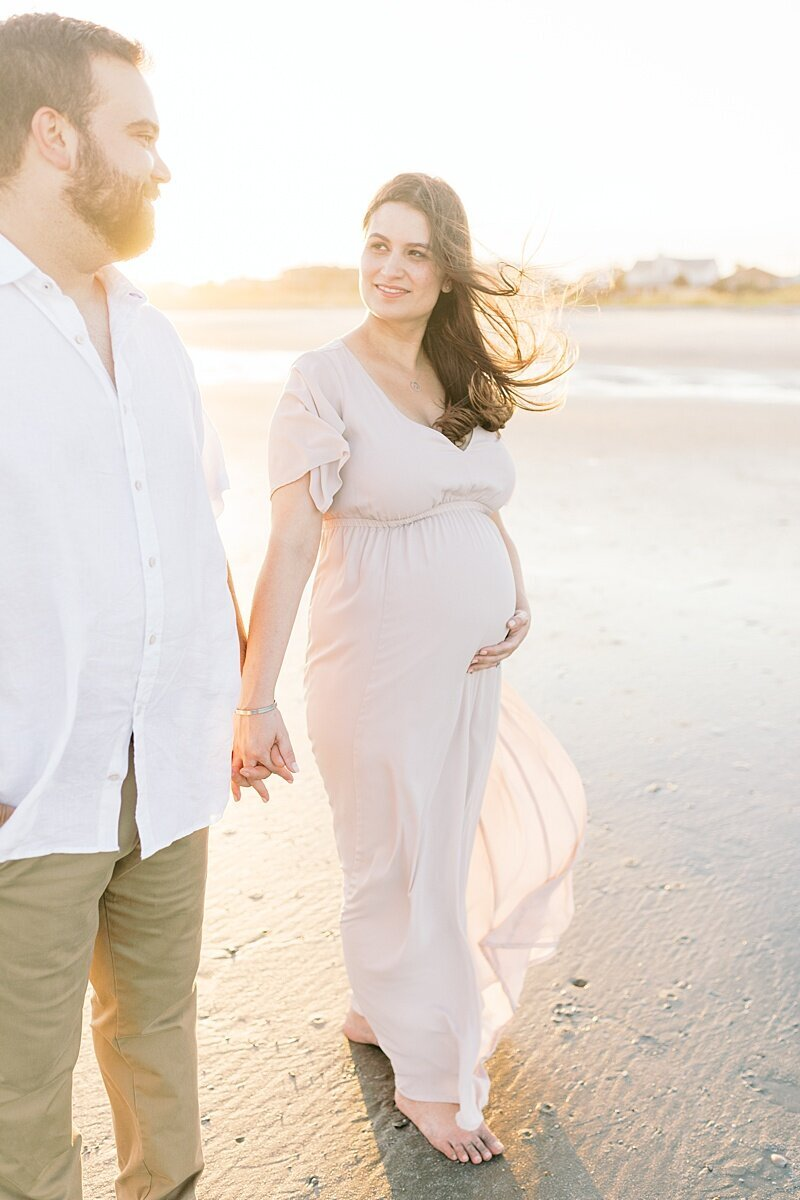 Isle-of-Palms-Maternity-Session-on-Film_0006