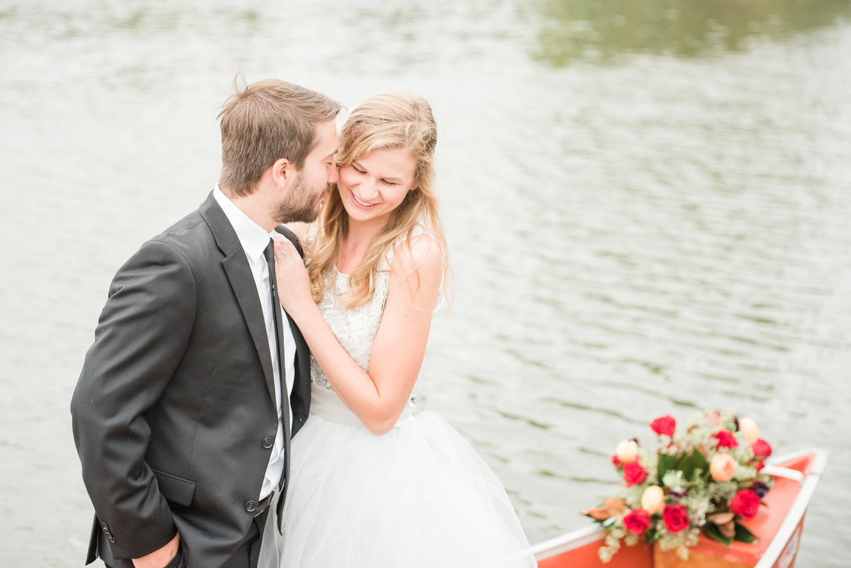 Canoe Adventure Wedding-2