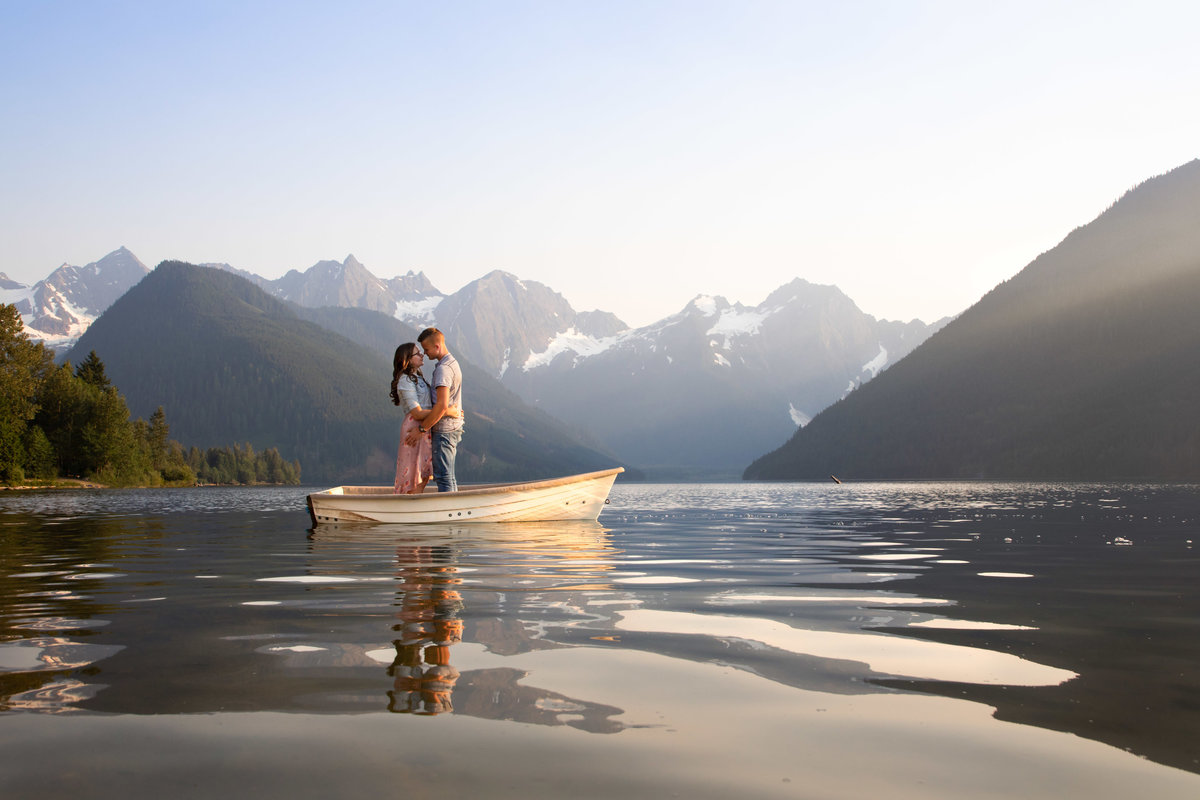 Wahleach Lake Adventure Engagement Chilliwack Elopement (8)