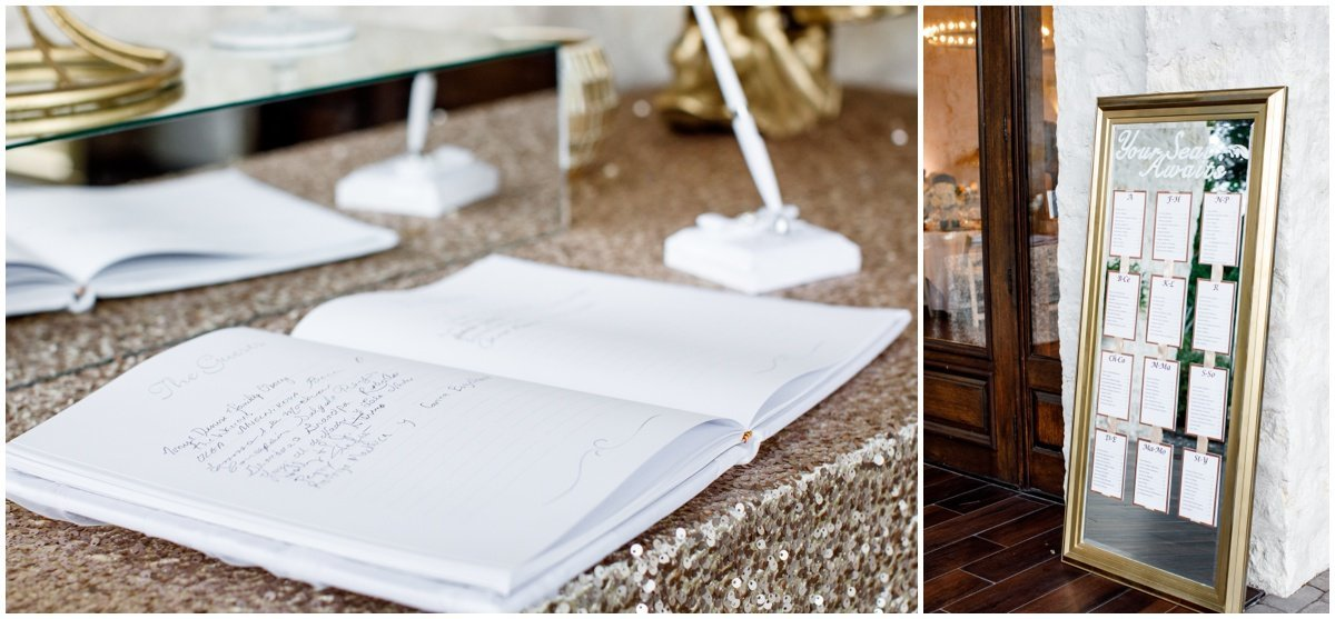 austin wedding photographer vintage villas details