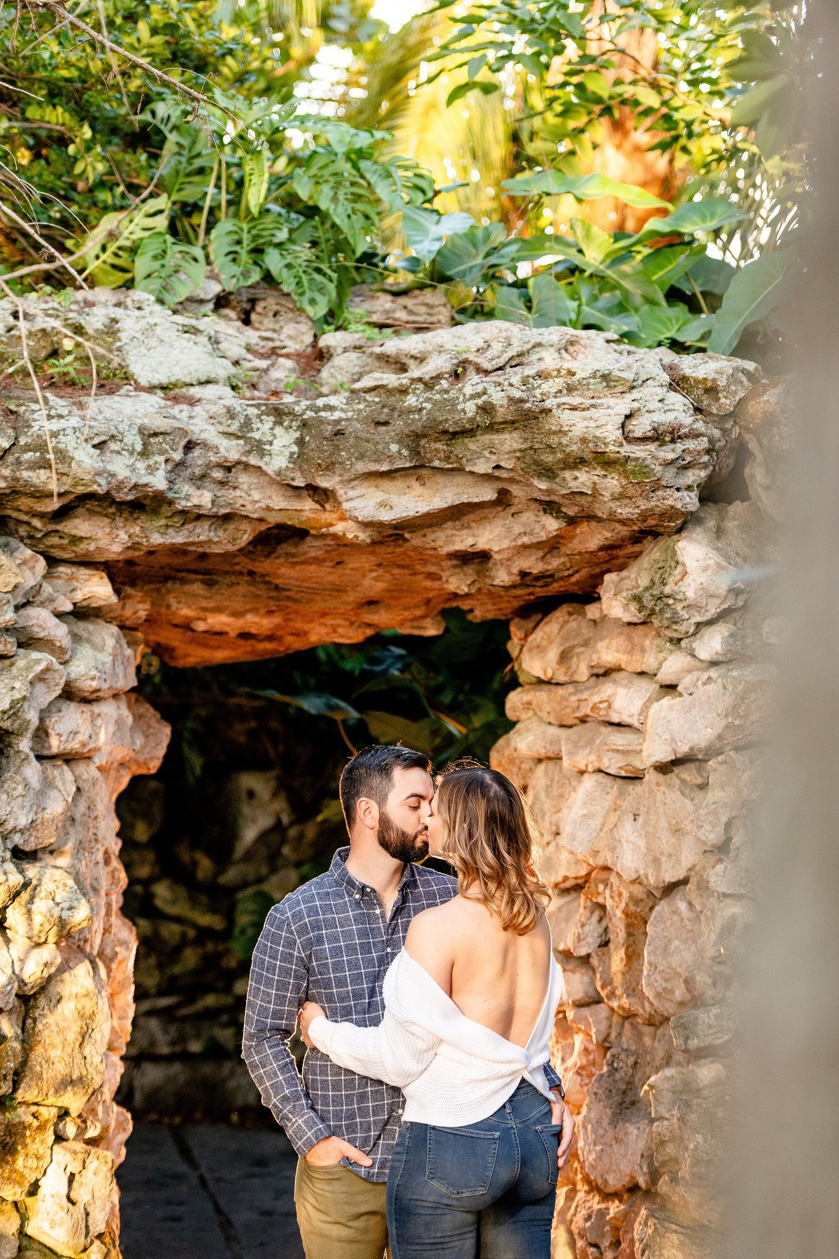 Hollis Gardens in Lakeland | Engagement Photos