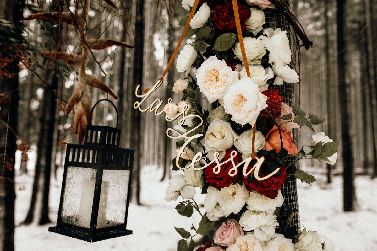 Styled Shoot - Winter Wonderland - Duitsland - 2019 3179