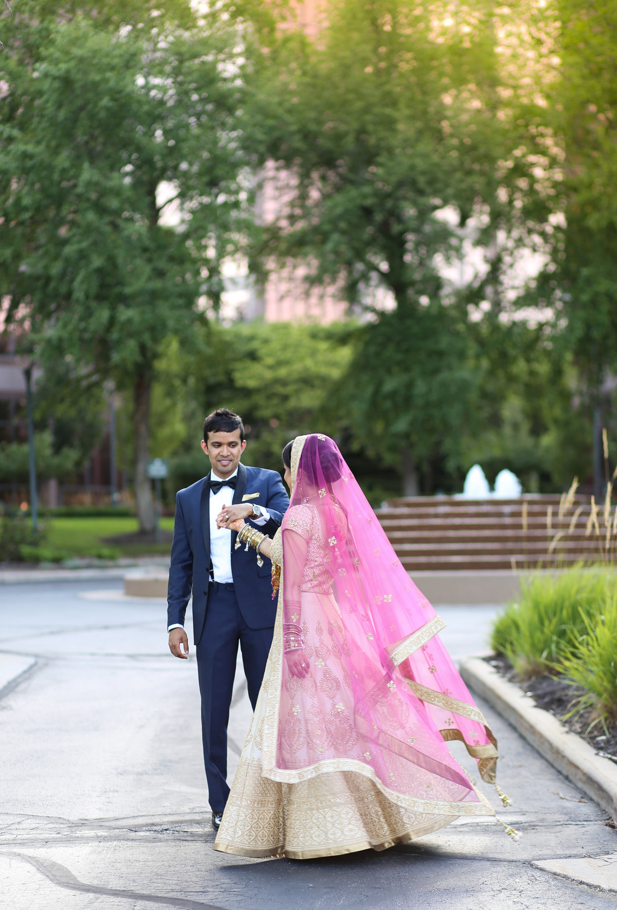 Overland Park Marriott Wedding - Indian Wedding Photography