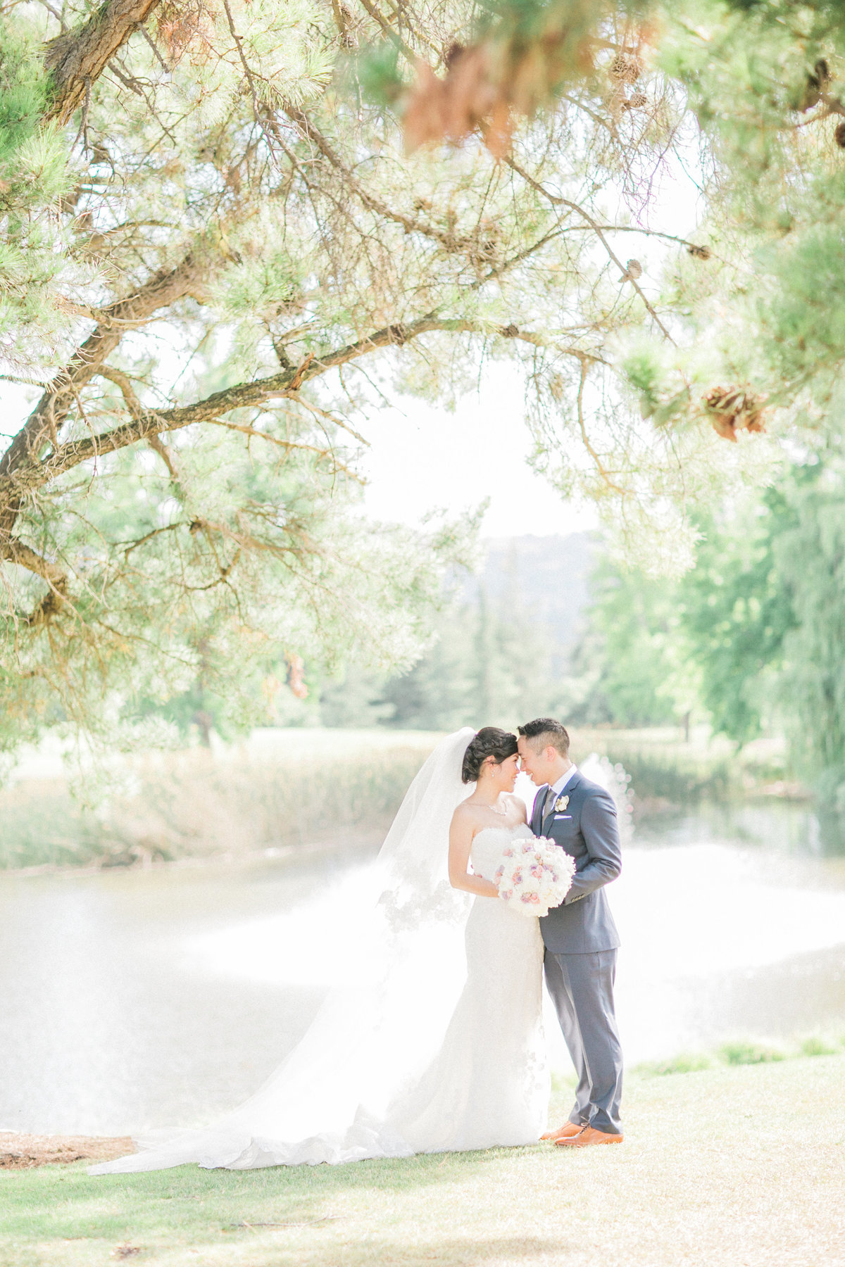 Evonne & Darren Fine Art Weddings
