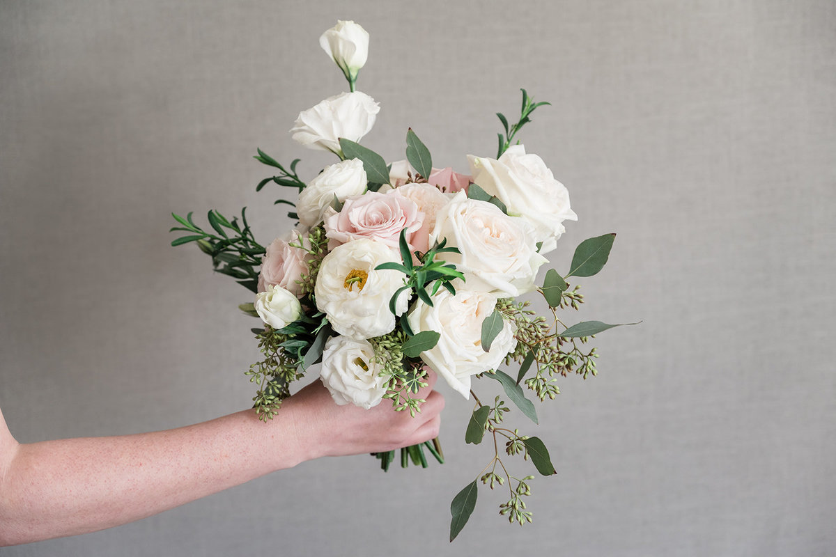 Garden Blush Medium Bouquet