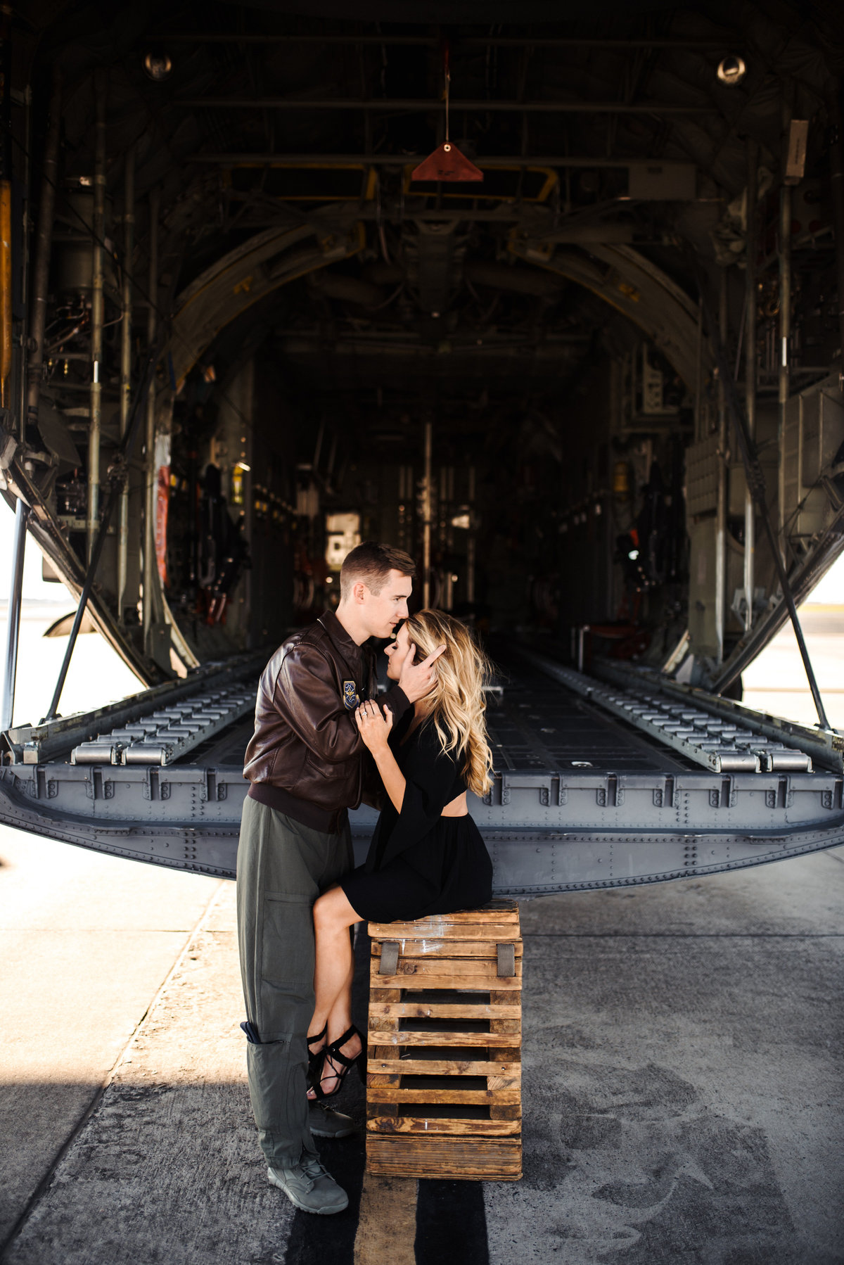 Themed Charlotte engagement Photos 51