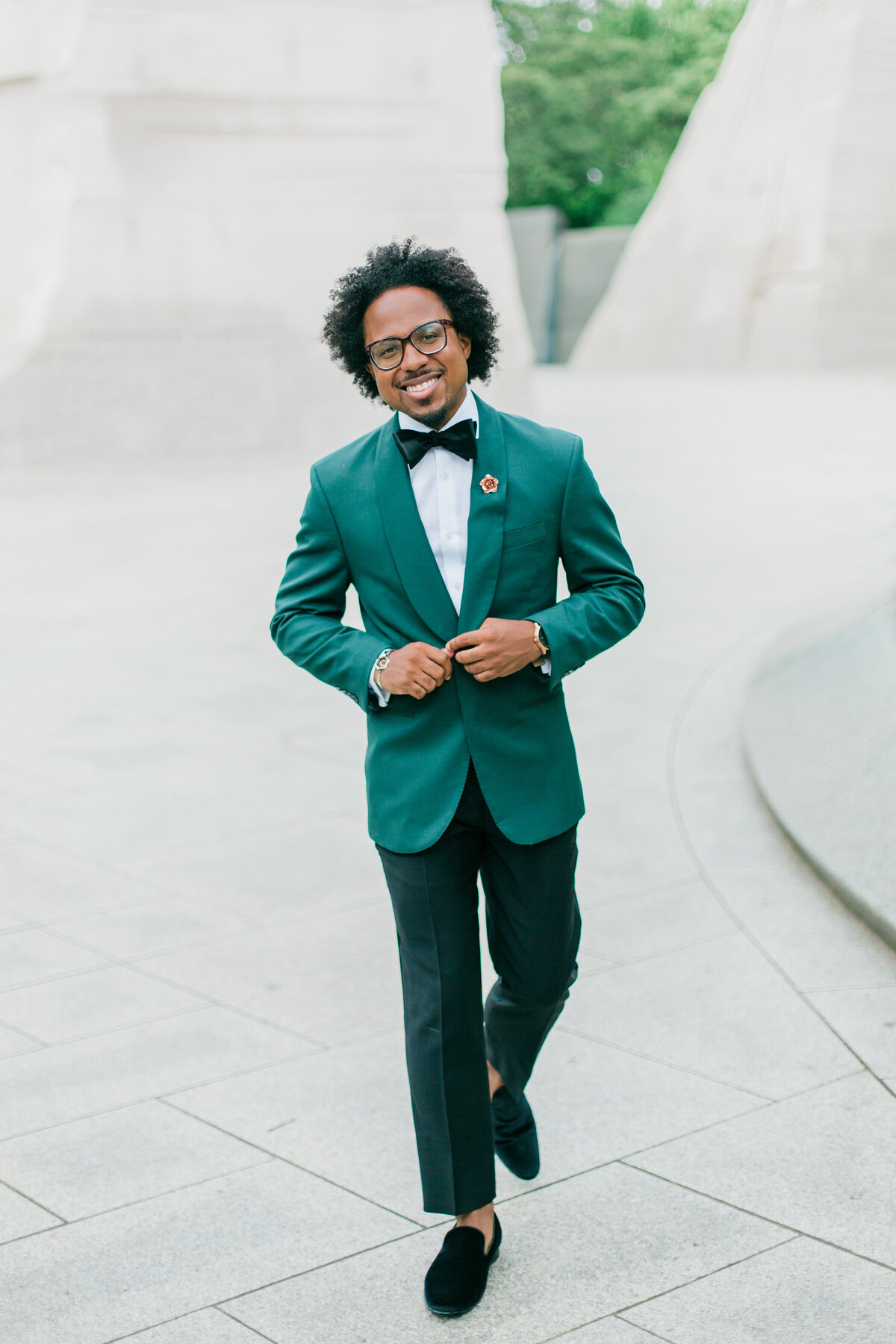 Solomon_Tkeyah_Micro_COVID_Wedding_Washington_DC_War_Memorial_MLK_Memorial_Linoln_Memorial_Angelika_Johns_Photography-8704