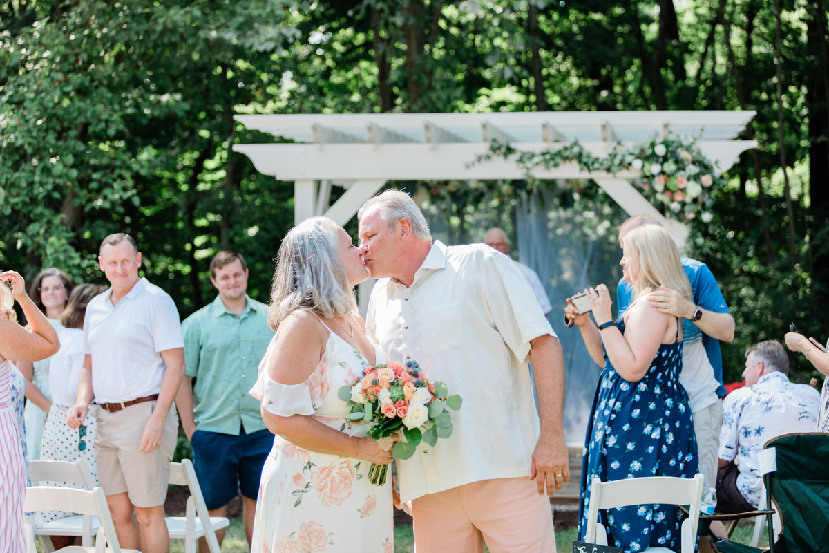 Wedding of Jennifer and Gregg in Homer Glen Illinois by Bridgette Benson Photography