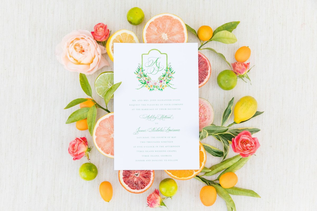 Tybee Island Wedding Planner Tara Skinner Occasions Magazine Citrus Editorial (37)