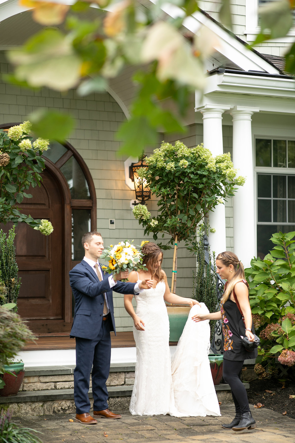 Ashley Mac Photographs - New Jersey Weddings - Behind the Scenes of a Wedding - BTS-59