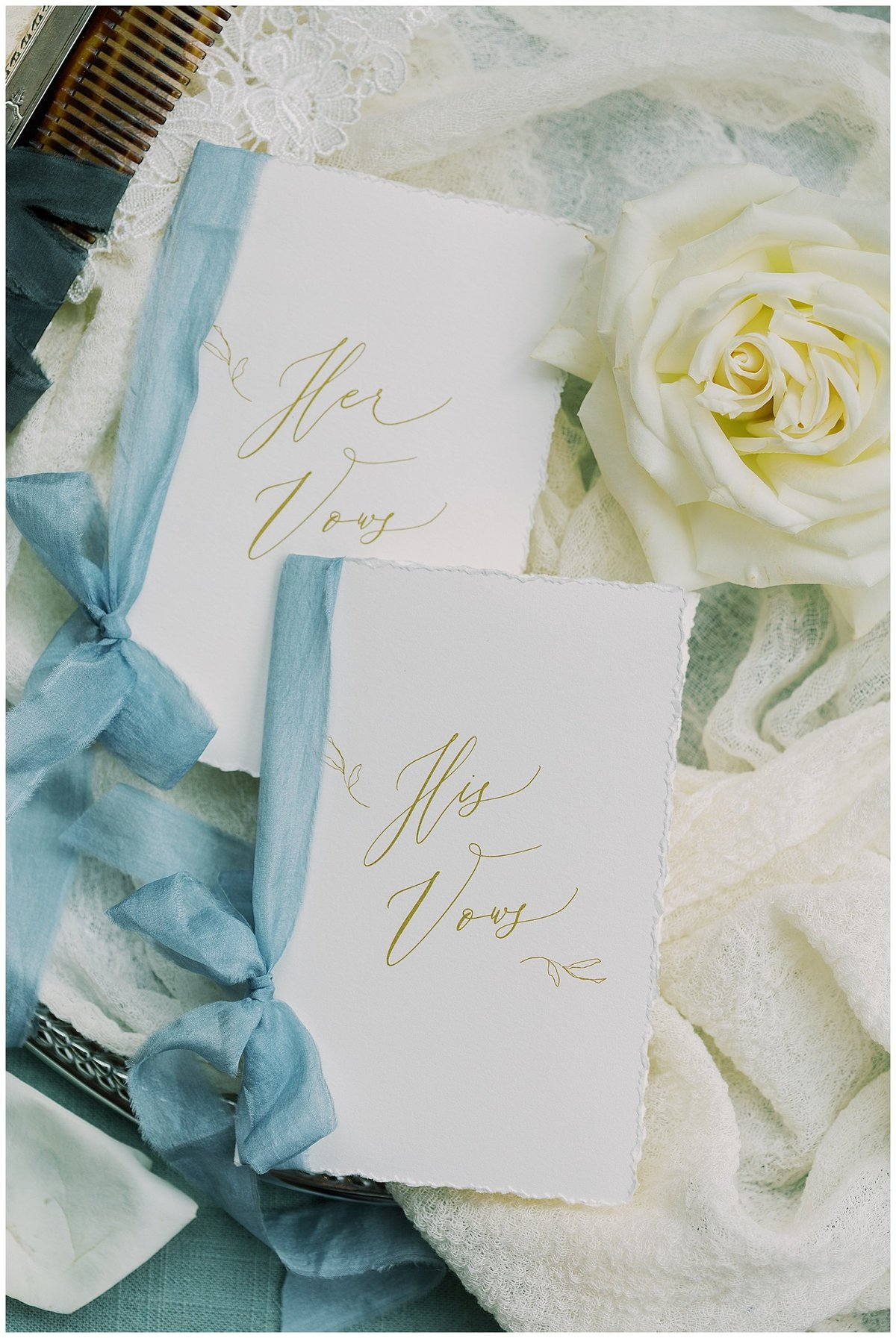 Beautifully Noted Vow Books