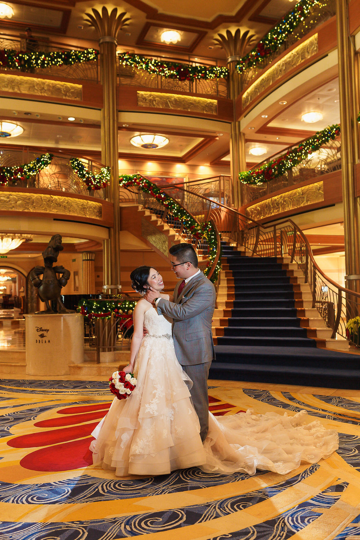 Disney-Cruise-Bride-Disney-Dream-On-Board-Wedding-Nassau-Bahamas-Jessica-Lea-IMG-180