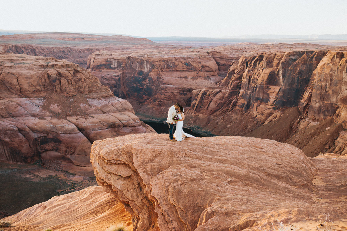 Horseshoe Bend Elopement Parker Micheaels Photography-2