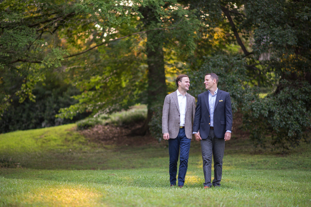 Gay Engagement Session Atlanta Georgia Wedding Photographer-20