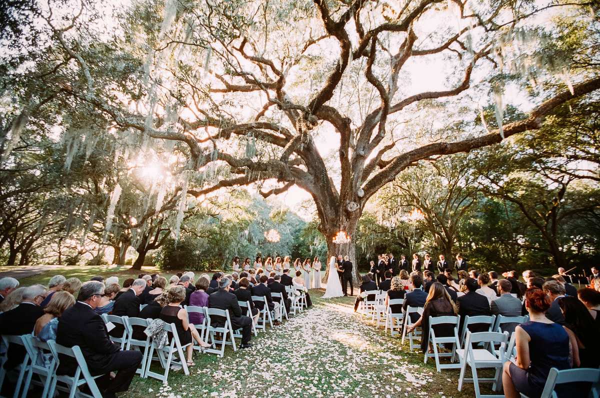 The best wedding location in Charleston, Legare Waring House.