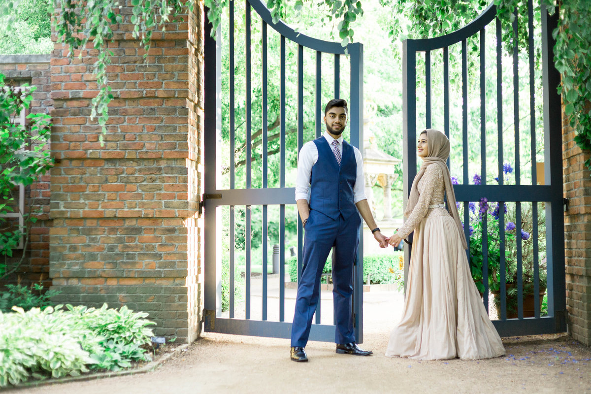 Humna & Fahad Chicago Botanic Engagement -17