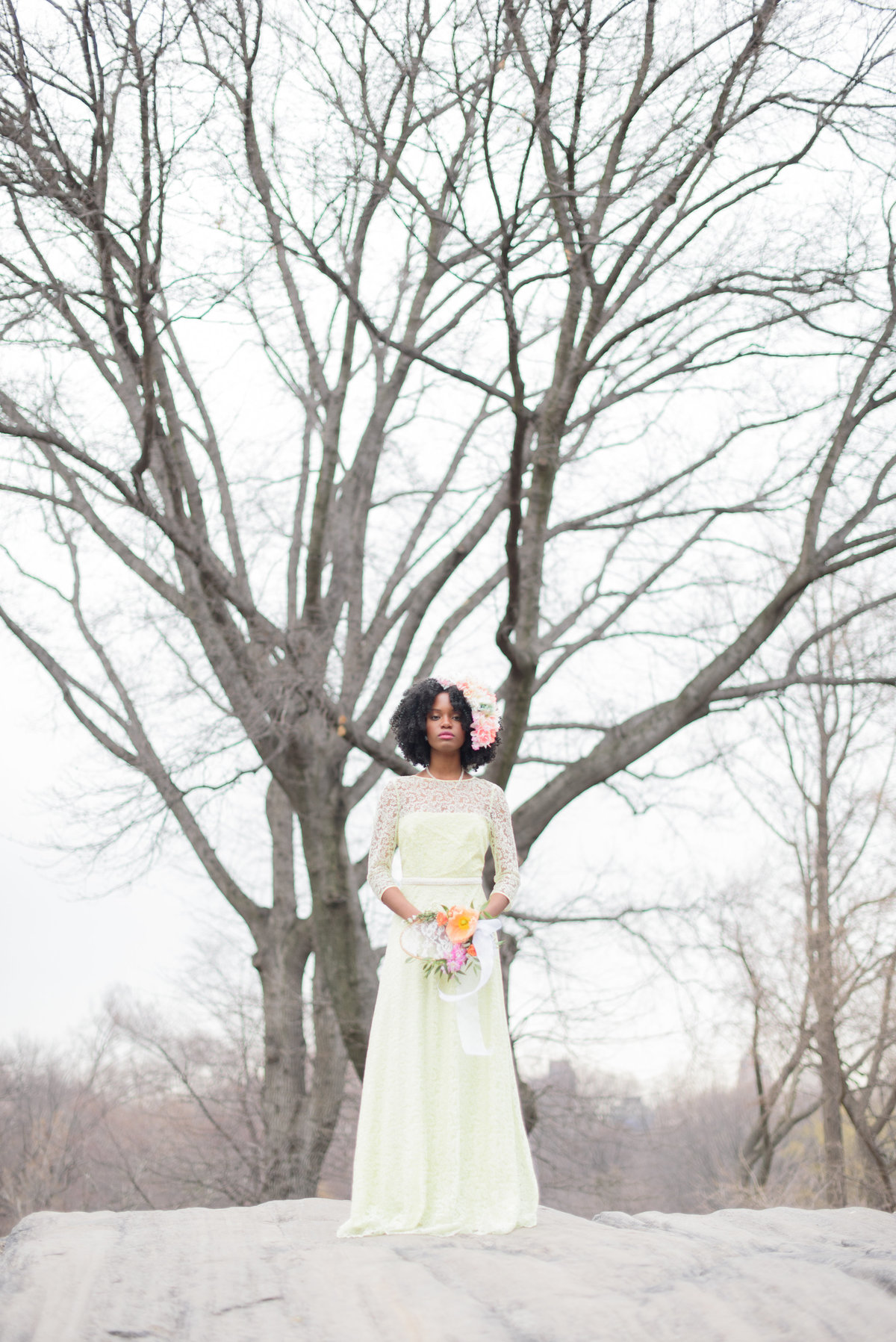 Central Park Wedding Photographer | Bridal Style Inspiration 20