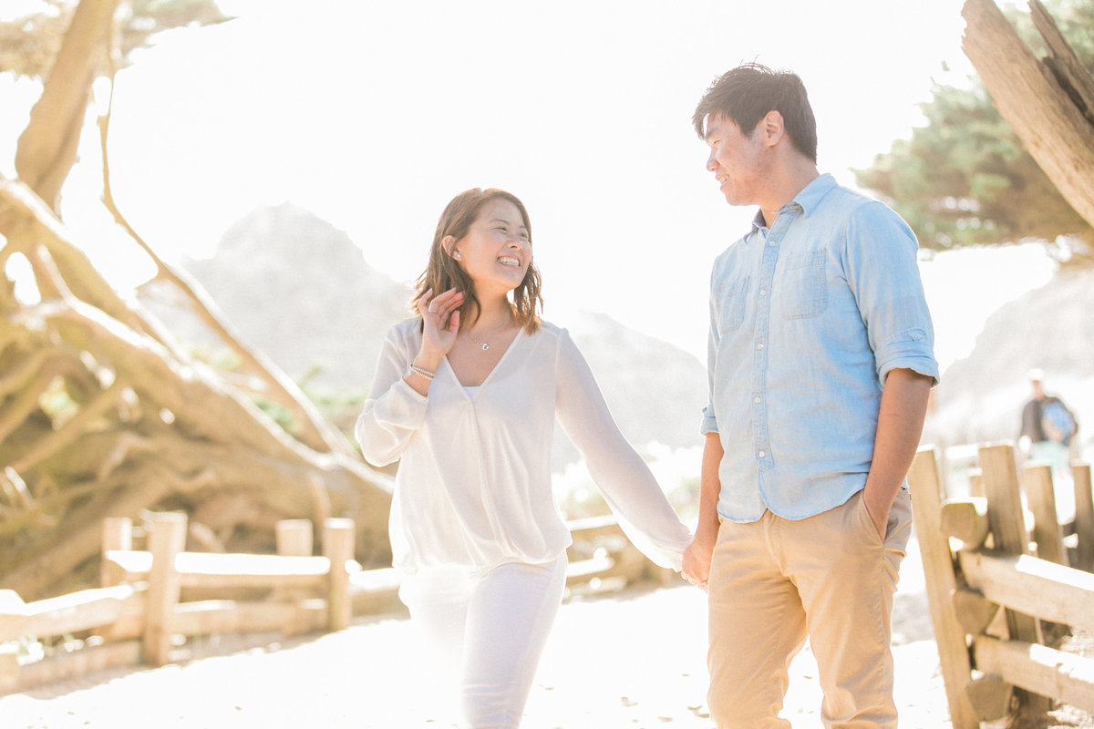 Beach Lifestyle Engagement Session