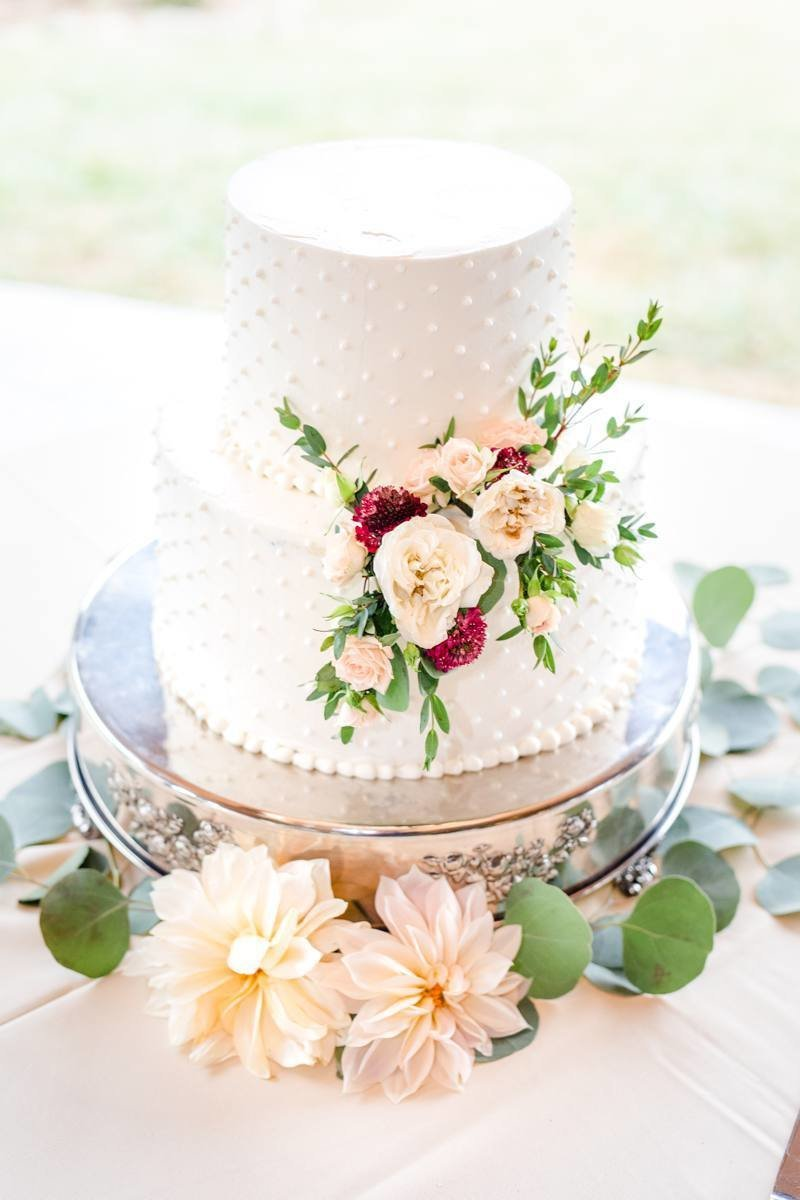 cake-with-flowers-on-it