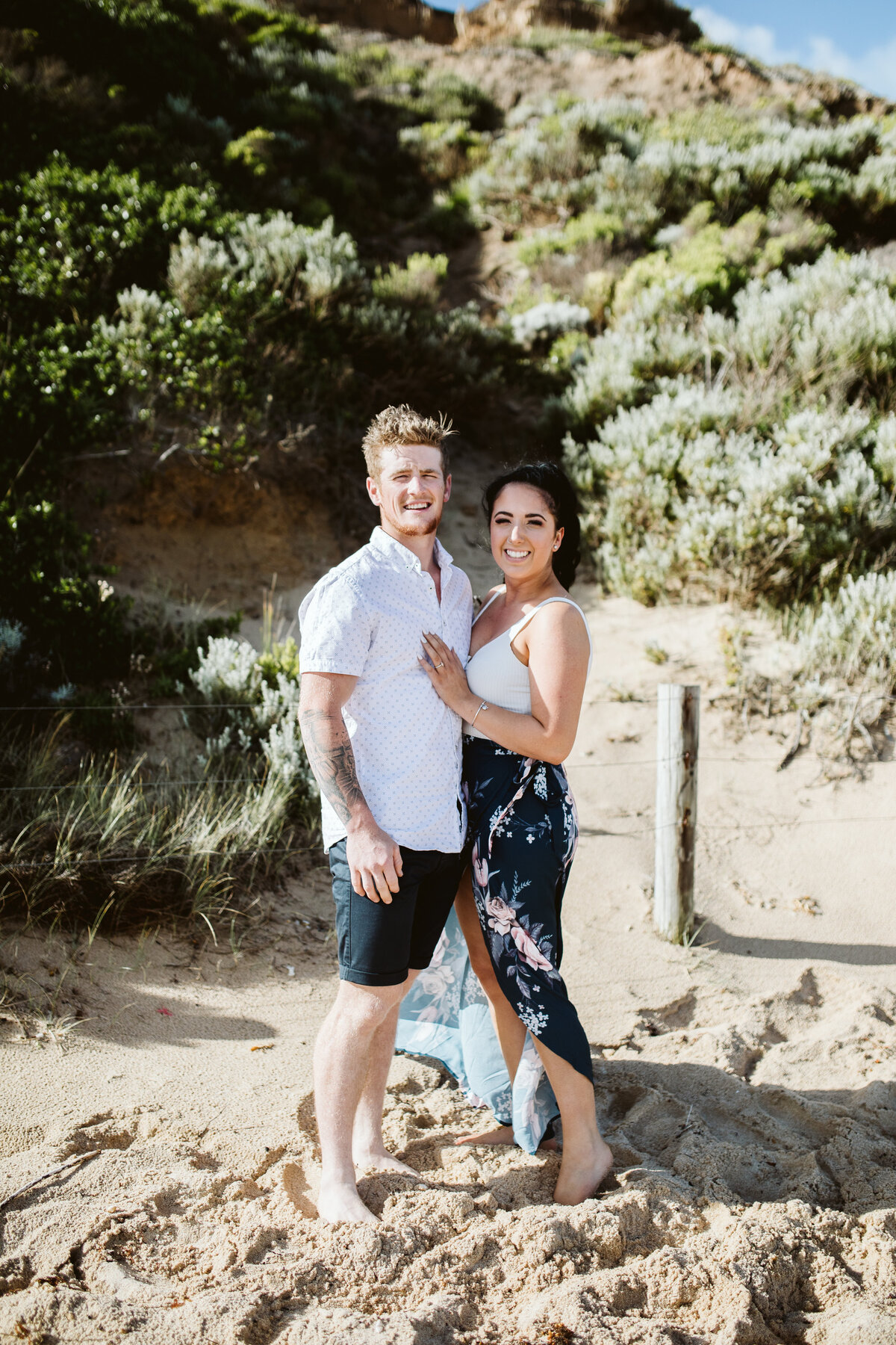 Belle_Martin_Photography_Sorrento_Beach_Engagement-1