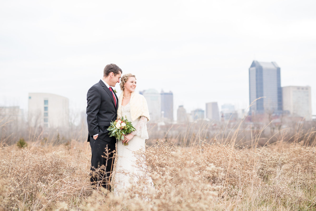 Michelle Joy Photography Columbus Ohio Destination Wedding Photographer Natural Light Joyful Elegant Colorful 216