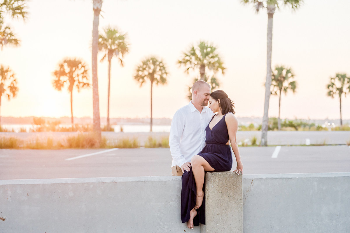 Tampa engagement photography session 14