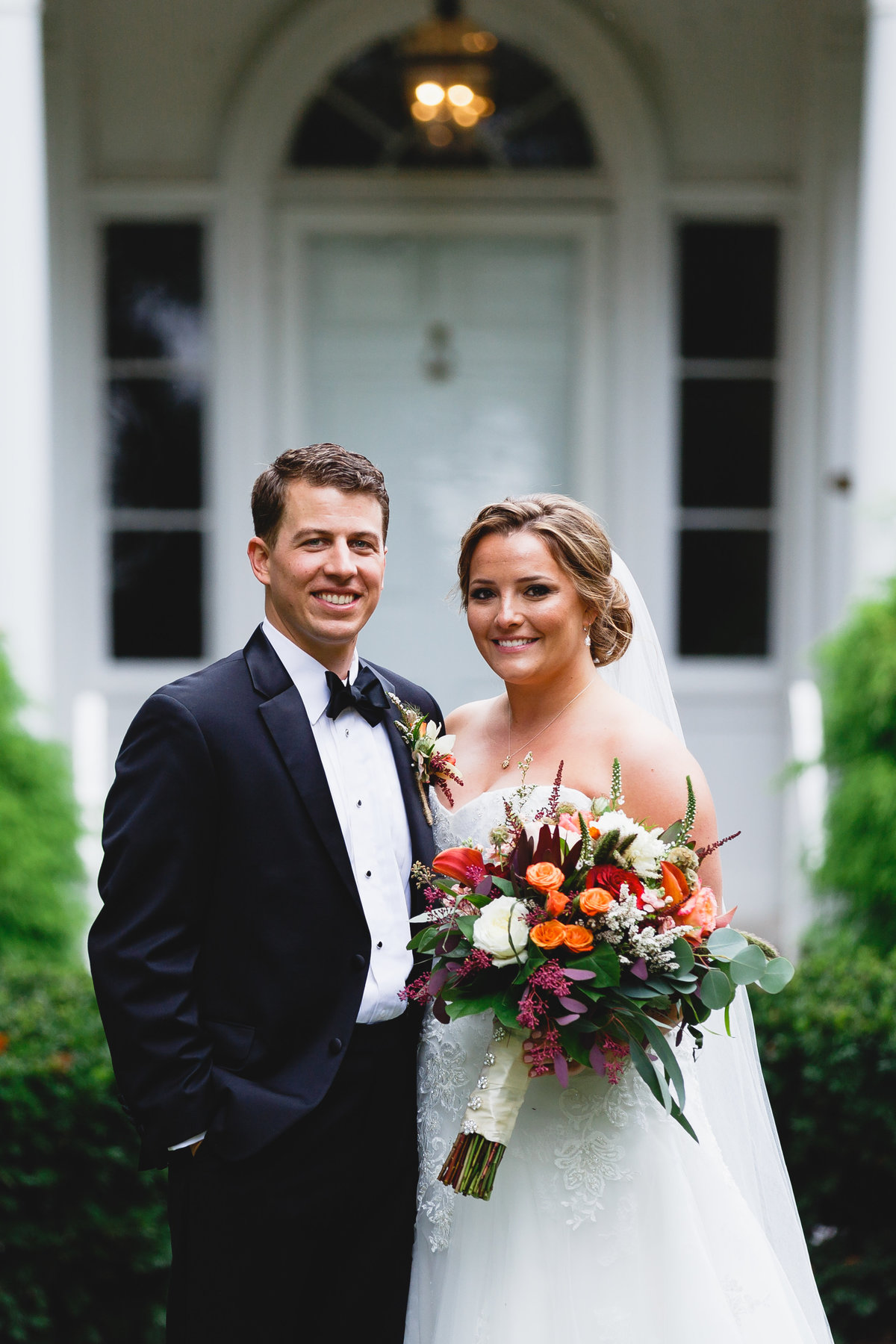 Maryland Wedding Photographer Brittland Manor Ceremony Tented Reception 051