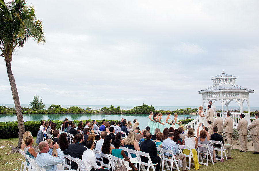hawks cay beach resort wedding